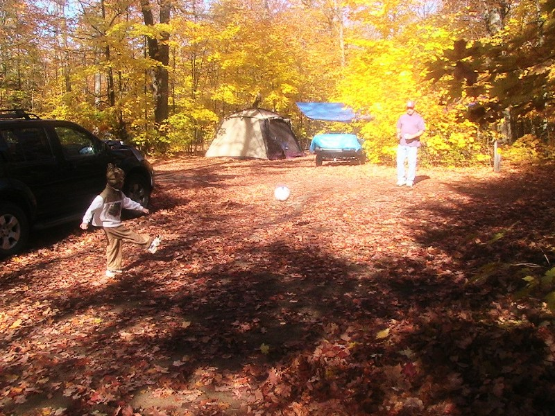 Canisbay Campground