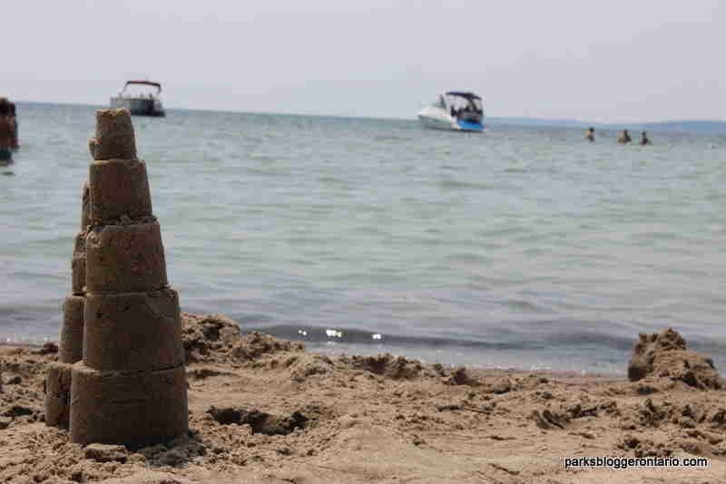 mara beach - ontario