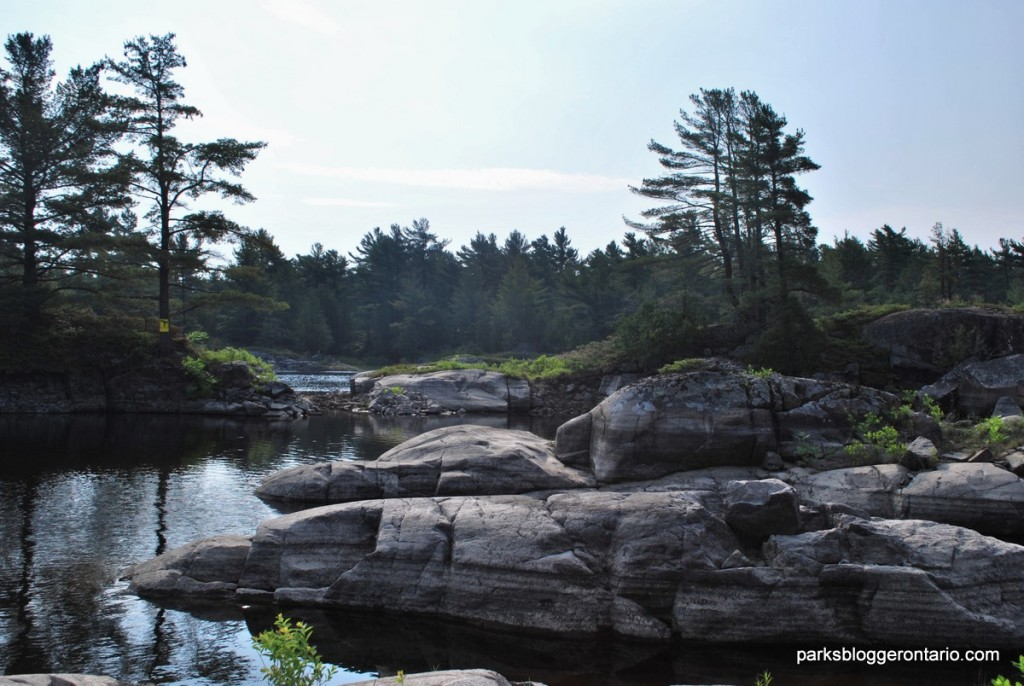Upper Portage - French River Provincial Park - Ontario