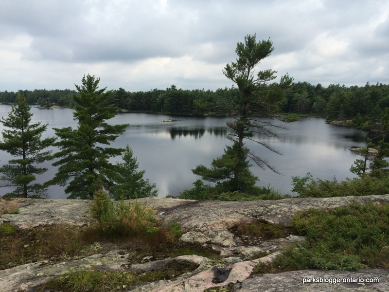 Fairy Lake - Beausoleil island