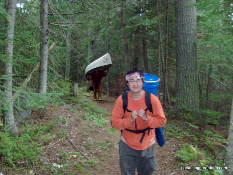 Canoeing a century