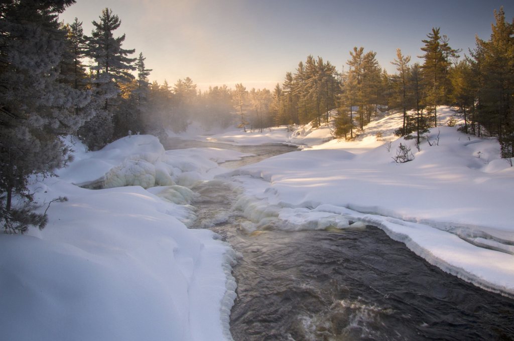 River aux Sables - Chutes Provincial Park