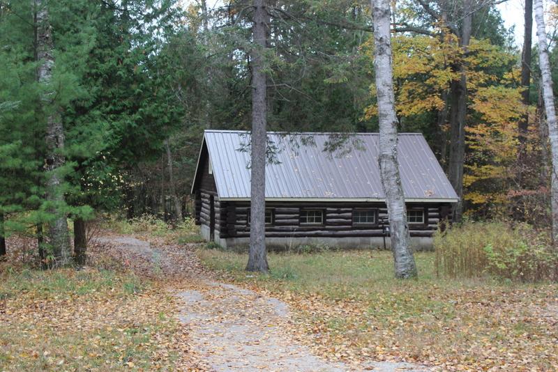 springwater provincial park cabin