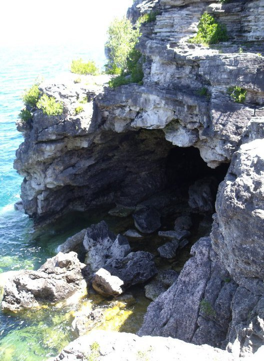 The Grotto - Bruce Peninsula National Park