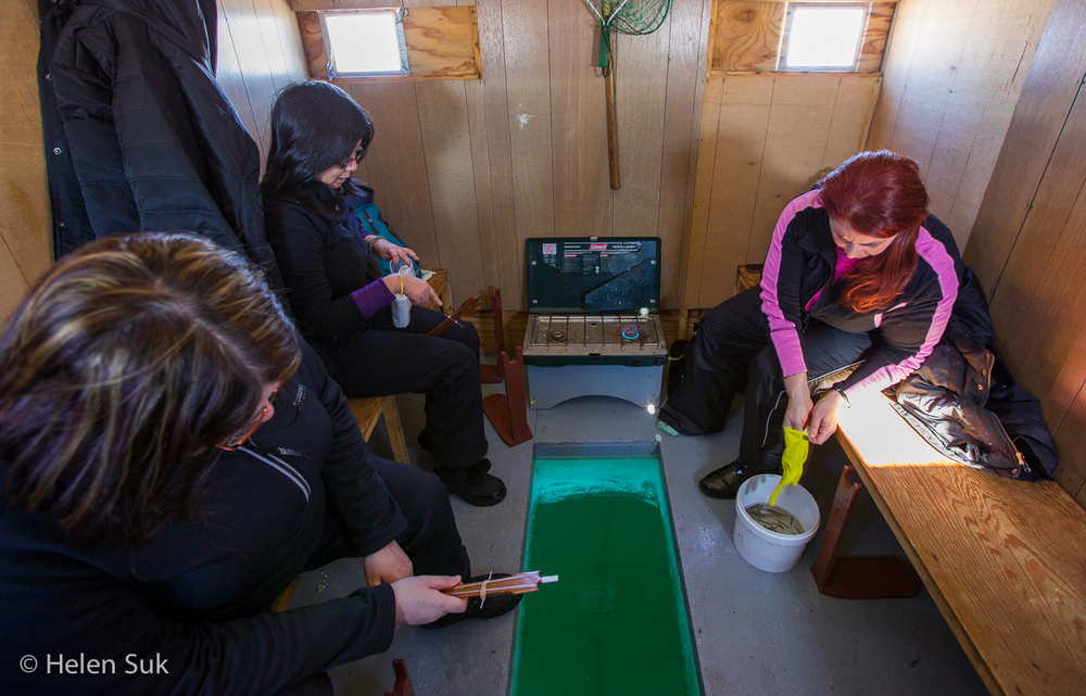 Ice Fishing - Lake Simcoe (4)
