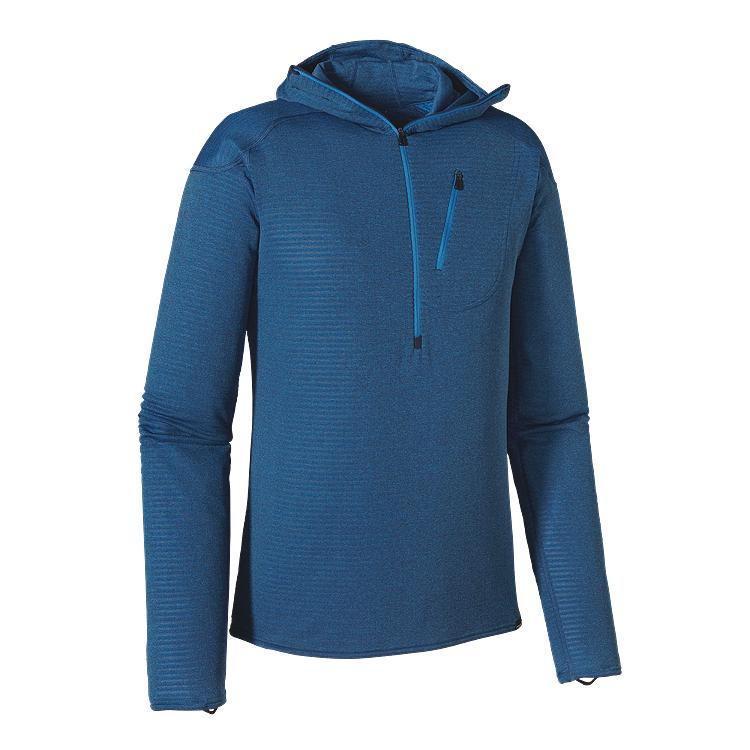 Patagonia Capiline 4 Expedition weight zip hoody